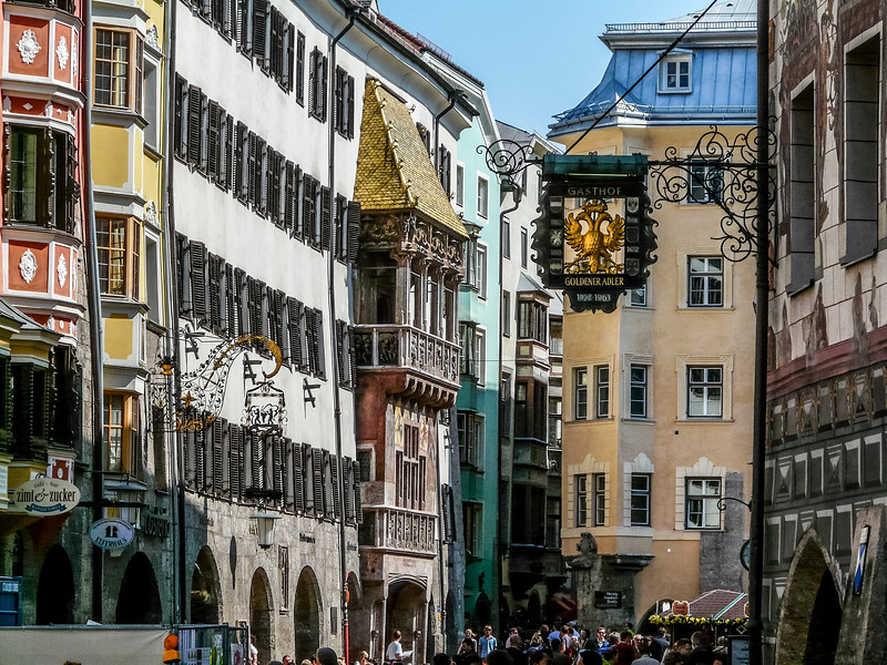The Golden Roof, Innsbruck, Austria