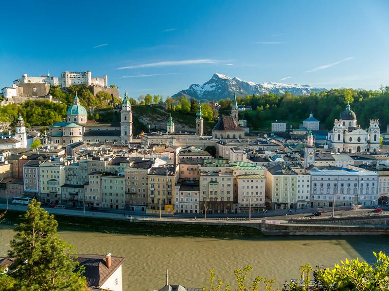 Salzburg Afternoon, Austria