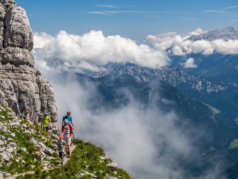 Climbing Every Mountain, Austria