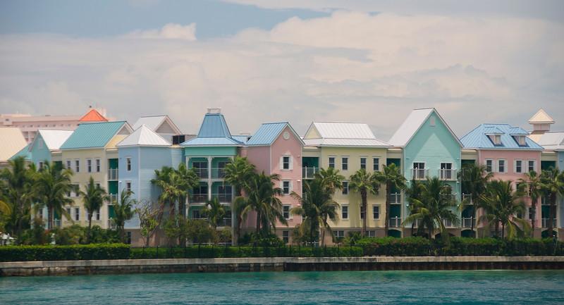 Pastel Row, Nassau, Bahamas