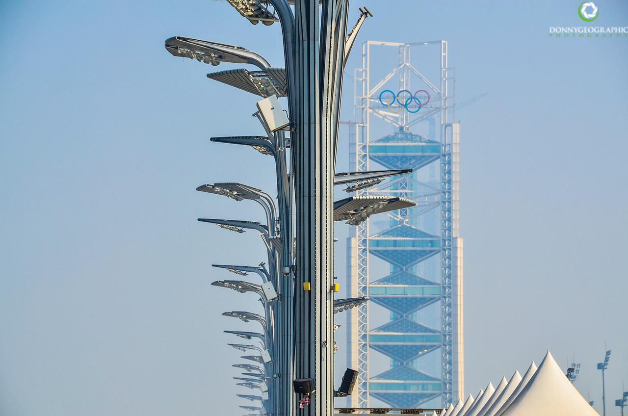 Olympic Park Bejing