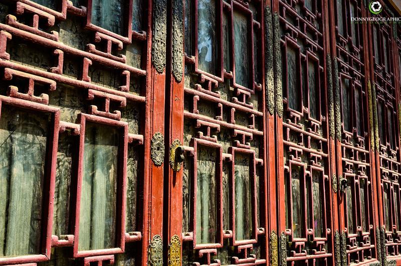 Very Old Doors