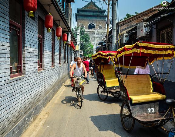 Rickshaw's In Waiting