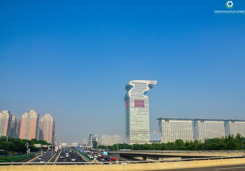 IBM Building Beijing