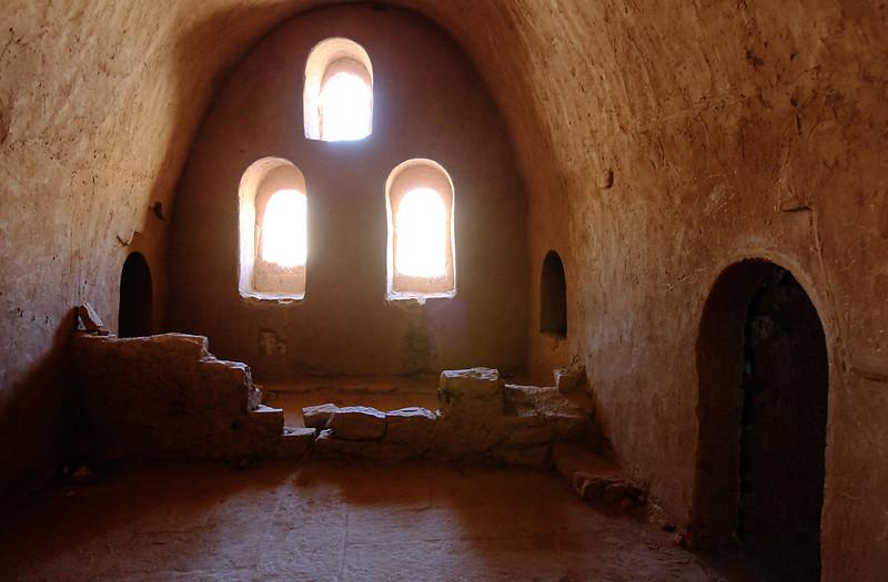 St Simeon's c6th coptic monsatery