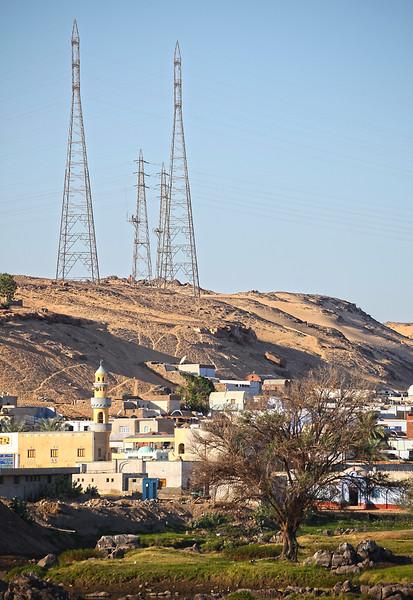 Nagaa Suhayl Gharb village