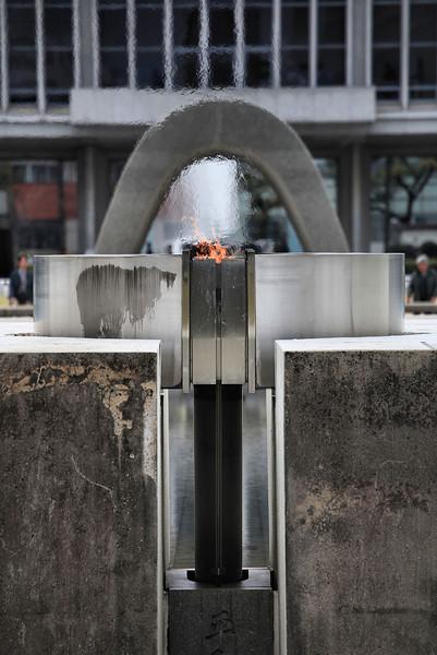 Flame of Peace, Hiroshima