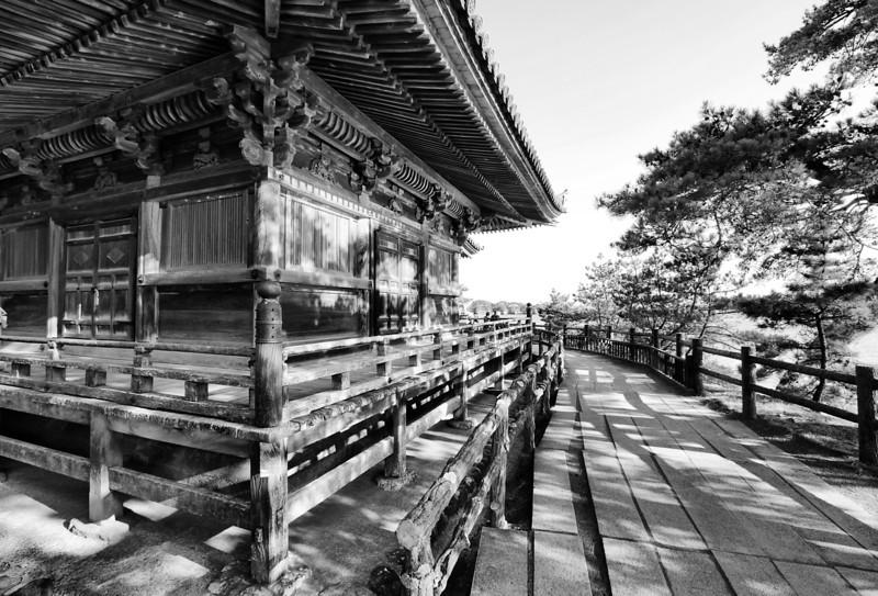Godai-do, Matsushima