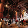 Todai-ji Daibutsu-den. The largest wooden building in the world