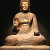 12th century statue, Tokyo National Museum, Ueno Park.
