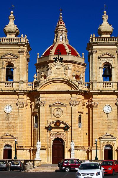 Xaghra parish church