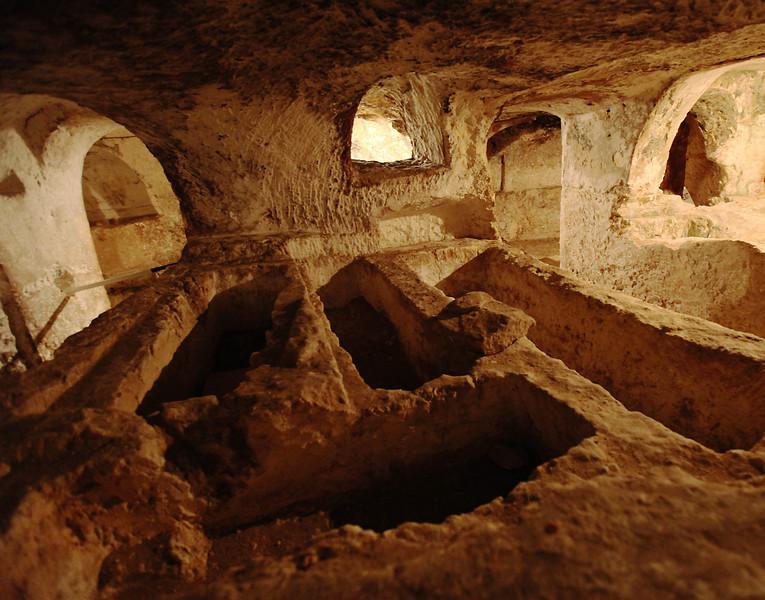 Catacombs of Saint Paul