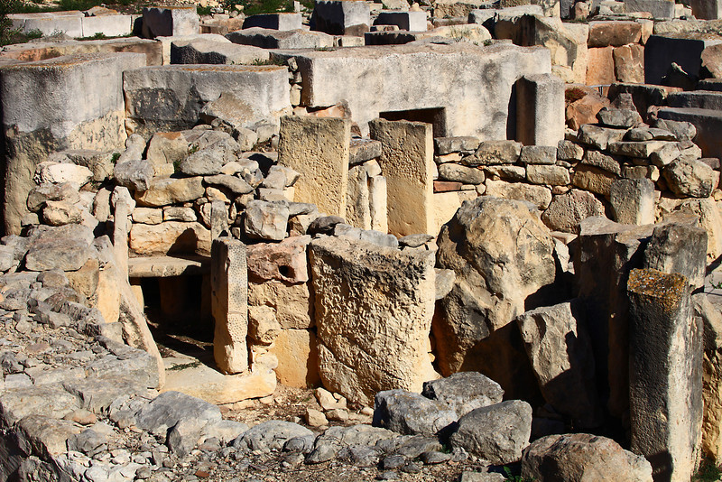 Tarxien neolithic temples