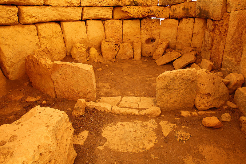 Mnajdra Neolithic temple