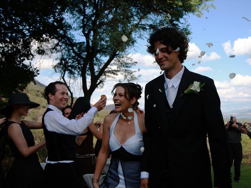 Brent & Roxy's wedding, Jaguar Lodge