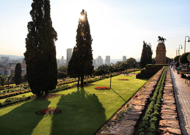 Union gardens, Pretoria