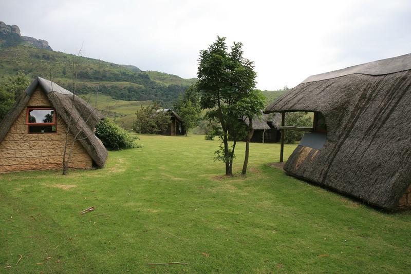 Accomodation, Royal Natal National Park, Drakensberg Mountains