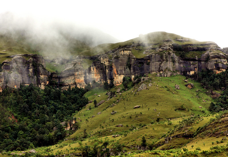 Royal Natal National Park, Drakensberg Mountains