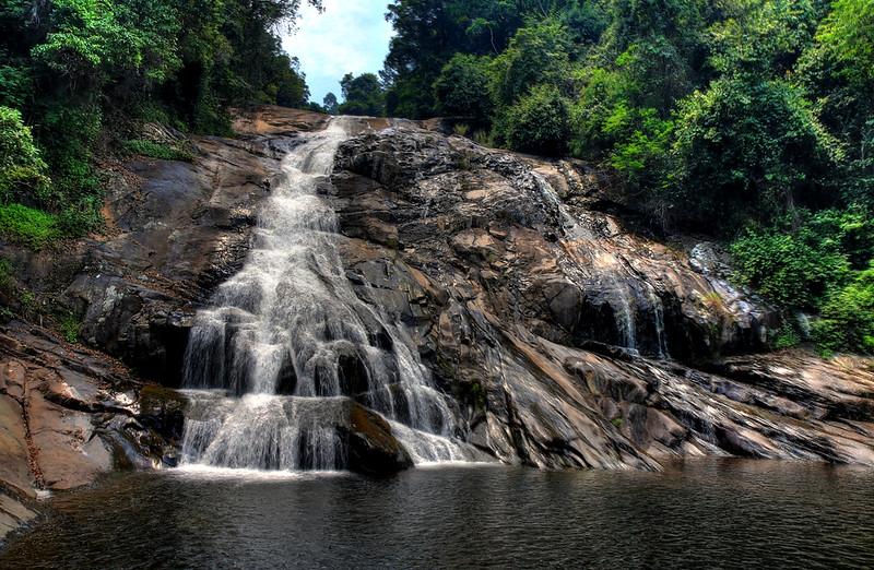 Dokolewa Waterfalls Trail. Magoebaskloof Mountains