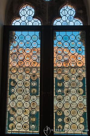 mulioned window