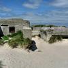 Utah Beach bunkers