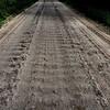 Looks like sand, feels like cobblestones