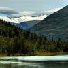 The Svartisen glacier