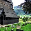 Hopperstad stave church