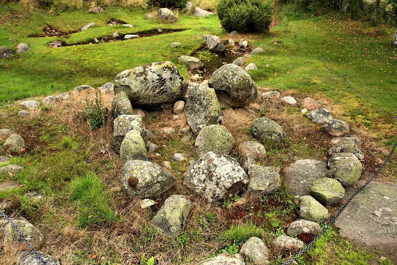 Kaupung viking grave