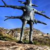 Pilane Gravfalt sculpture park