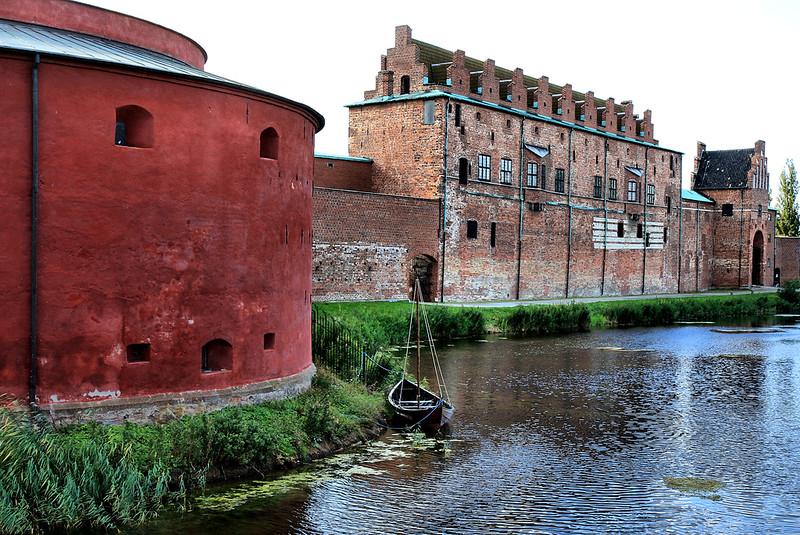 Malmo fortress