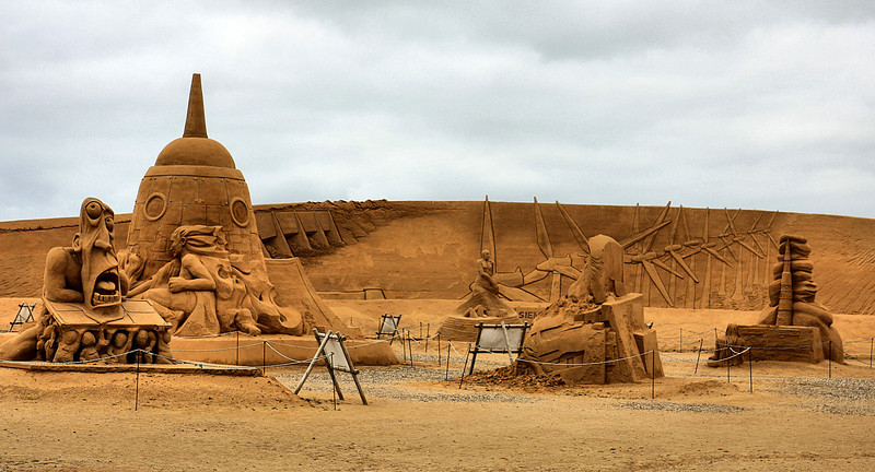 International Sand Sculpture Festival, Sondervig