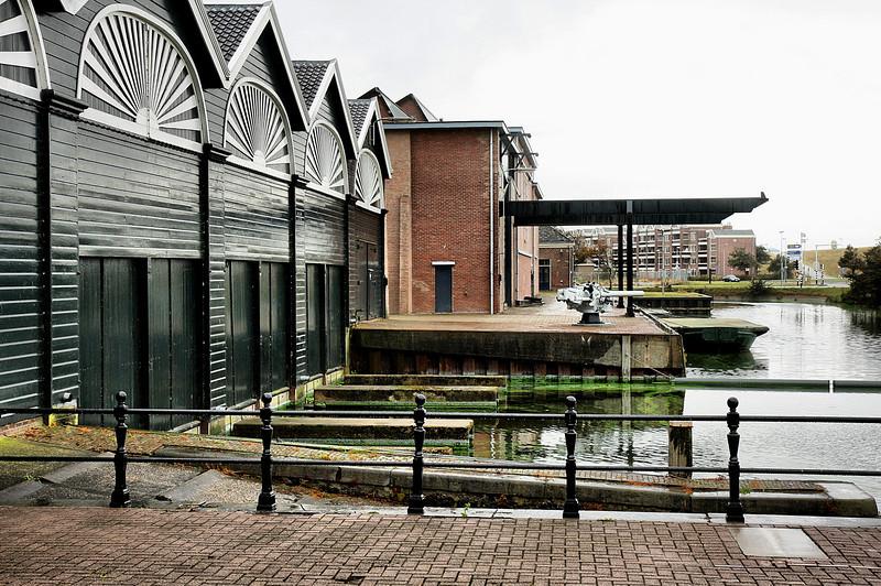Den Helder nautical museum