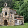 9th century church of San Salvador at Valdedios