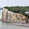 Putting the cliffs in scale, Le Treport