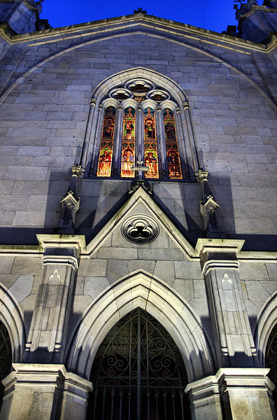 A church in Vigo