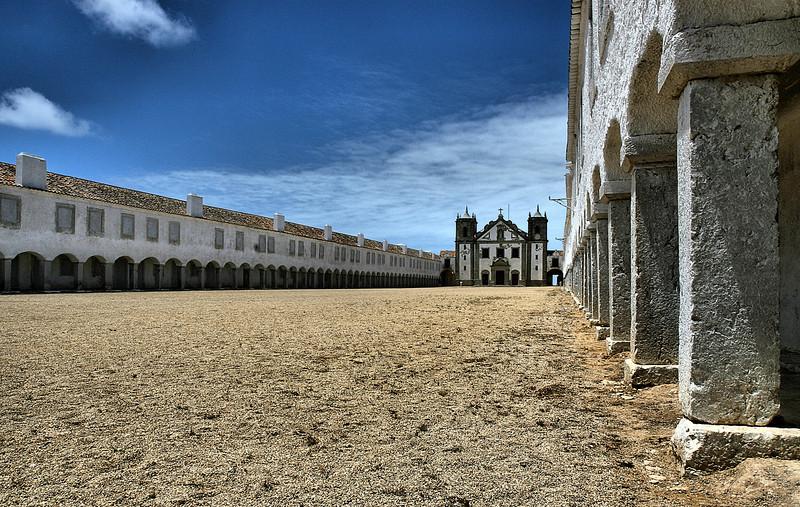 Pilgrims Lodgings, Cabo Espichel