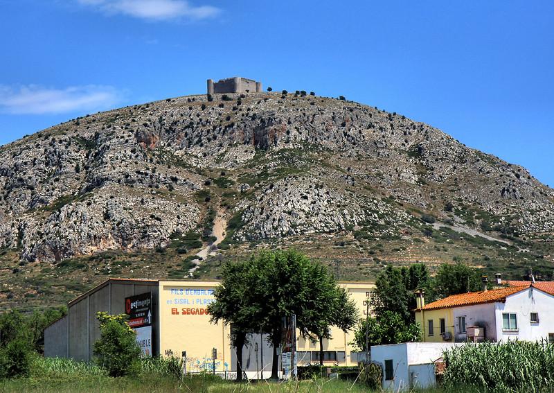 Castello De Montgri at Torroella