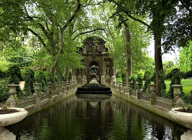 Palace De Luxemburg, Paris