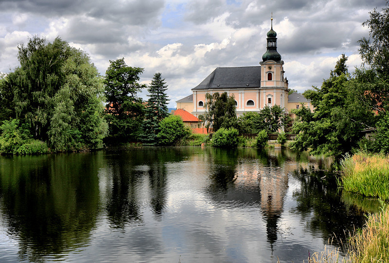 Another Czech village with an unpronouncable name
