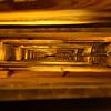 Wieliczka salt mines, staircase
