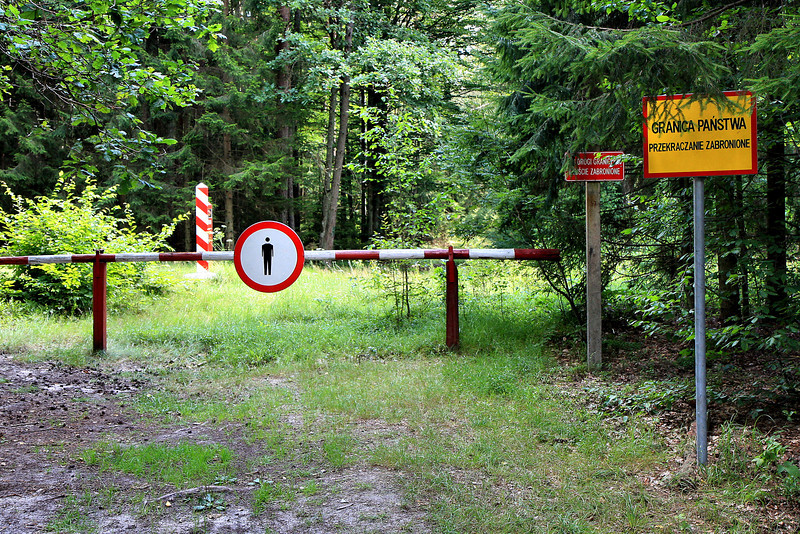 Belarusian border