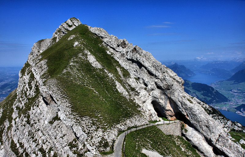 D77. Mount Pilatus, Switzerland