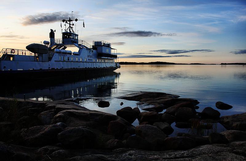 D112. Turku Archipelago, Finland