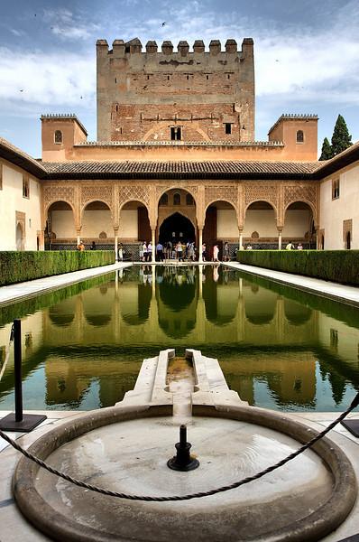 D52. The Alhambra, Granada, Spain