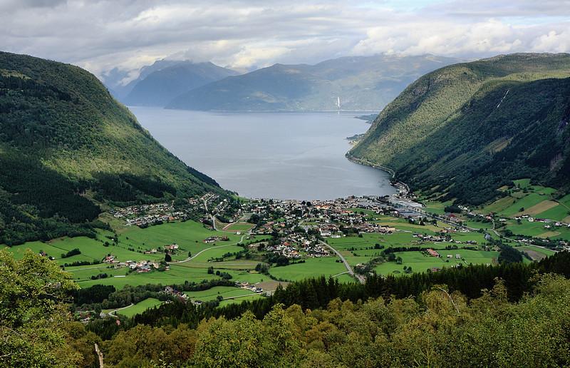 D136. Hopperstad, Norway