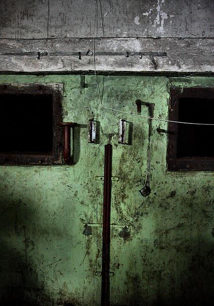 D98. Secret Soviet Underground Nuclear Missile Silo, Plateliai, Lithuania