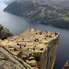 D137. Preikestolen (Pulpit rock), Norway