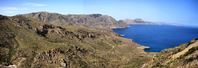 D53. Cabo De Cope, Sierra Nevada mountains, Spain