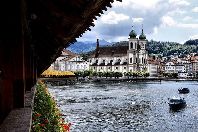 D74. Luzerne, Switzerland